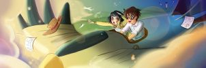 The Wind Rises! by hayix