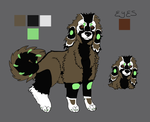 Irish Kai OPEN ADOPTABLE by StarlightAngel-Wolf