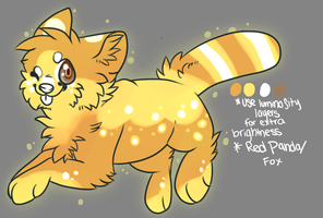 song themed adopt // closed by PineapplesDogs