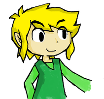 Link by Linkerbell