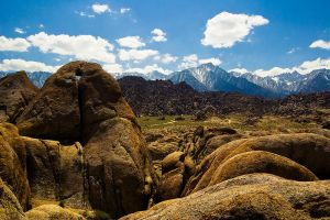 Heart Arch, Alabama Hills by shubat