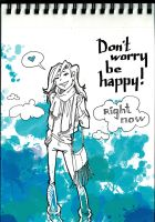 be happy by Elfessa
