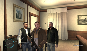 The Impossible Trinity in GTA 4 by SOLIDCAL