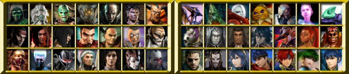 Mortal Kombat vs. Nintendo Universe DLC Characters by TheDeadlyRosered