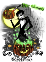 this is Halloween by Corpse-boy