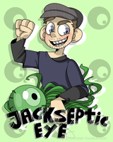 Jacksepticeye! by Monodes