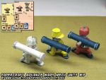 Papercraft Advance Wars Mech unit WIP2 by ninjatoespapercraft