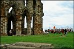 Whitby Abbey Siege by Estruda