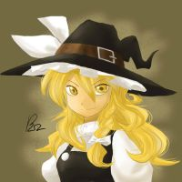Marisa in Other style on SAI by Coffgirl