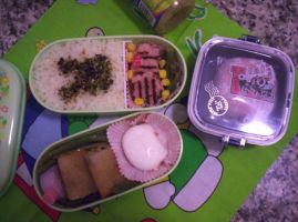 New Romics Bento by xxxKei87xxx