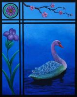 Do Swans Dream... by LG-Young