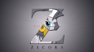 Wallpaper : Letters - Zecora by pims1978