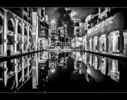 Dubai at Night 8 by calimer00