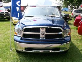 The New 2009 Dodge RAM 1500 by LDLAWRENCE