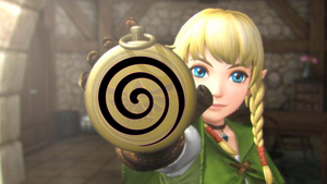 linkle's hypnotic compass by gym65