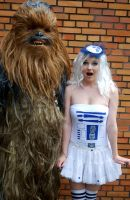 Star Wars - R2D2 (Female Version) by crisinlake