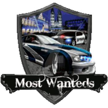 Most Wanted - Wappen (animiert) by KArt1979