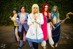 Tales of Symphonia by Sockilein