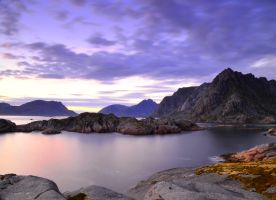 Lofoten by direct-evul