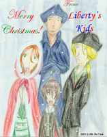 Merry Christmas---from L'sK by KimrodOfSuburbia