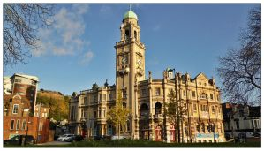 Chatham Town Hall 003 (14.11.13) by LacedShadowDiamond
