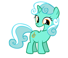 Sweetie Lyra by J-Brony