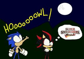Sonic has problems by The-DCE
