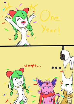 A Year of nothing by TheSixWarriors