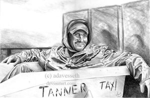 Tanner Taxi by adavesseth