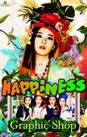 Happiness Graphic Shop by BabyTwinkle