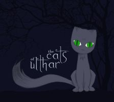 The Cats of Ulthar logo thing by Ozai-Fanatic