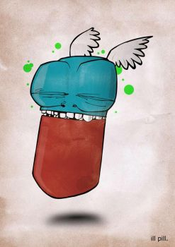 ill pill by linnch