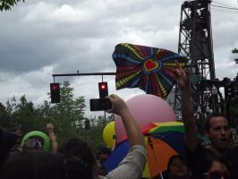 Pride Parade 2012 in Portland OR by FFgeek97116