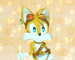 Tails BOOM! by Crownephia-Mayla