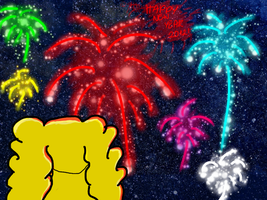 Happy New Year 2012 by Pixel-Candy