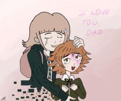 Dangan Ronpa: Runs in the Family by magusVroth