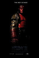 Hellboy 3: Mark of The Lobster by Jarvisrama99