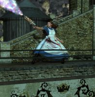 Alice And Her Blunderbuss by Goldenthrush
