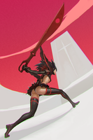 KILL LA KILL by Plainandplain