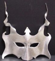 Complete Silver Dragon Mask by Ranasp