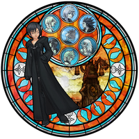 Xion's Station of Awakening by chibbyart
