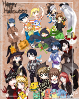Halloween Special 2010 by MokaSooN