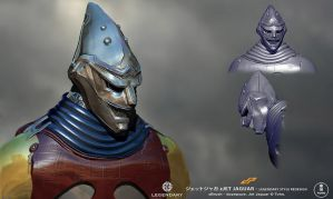 zJet Jaguar Head by dopepope