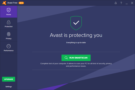 Avast NEW UI by Yashlaptop