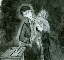 Ginny and Tom by HILLYMINNE