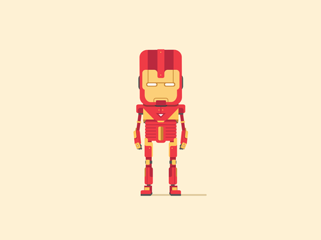 Ironman by DirtyDusel