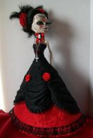 Monster High custom Day of the Dead Sophia 4 by AdeCiroDesigns