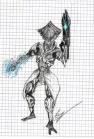 prothean elite soldier by Wellthatwashard
