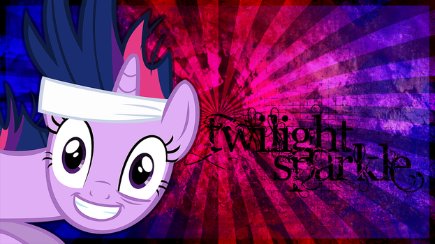 Future Twilight Sparkle Wallpaper by Defectio-Epica