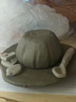 Ceramics project: Flan by chibisrule943